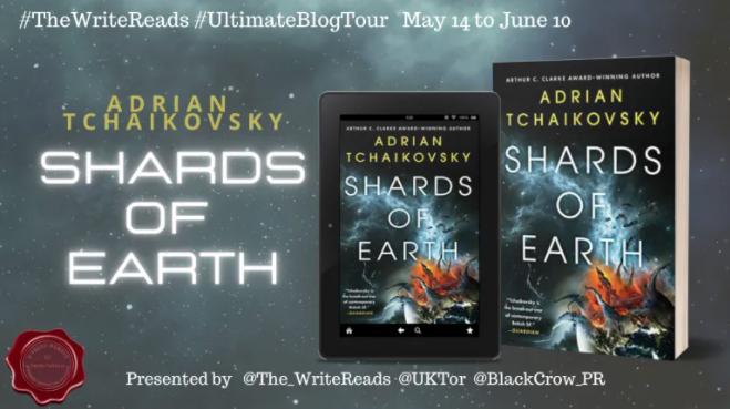 Shards Of Earth: Blog Tour | AllThingsGee